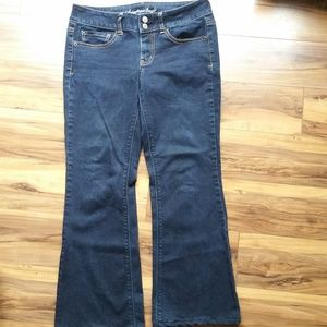 5/25 American Eeagle Artist Jeans Size 8